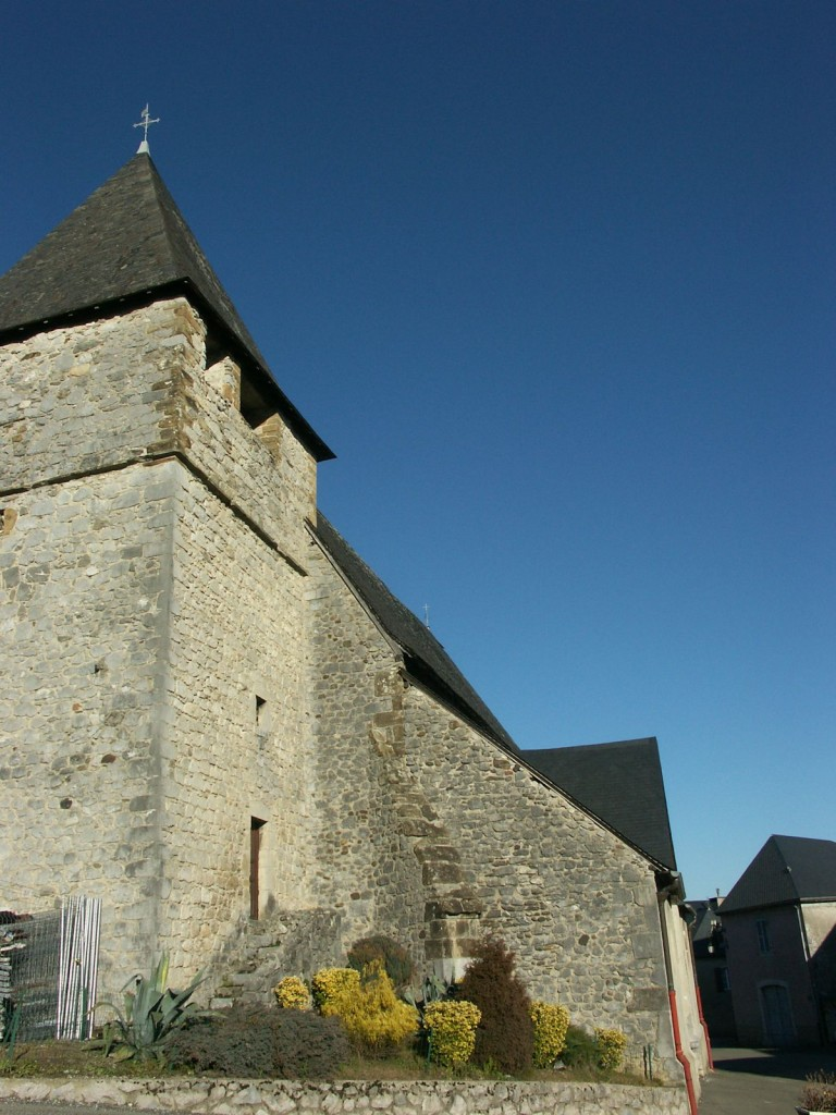 Eglise de Sainte Colome