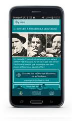 application mobile vallée d'Ossau